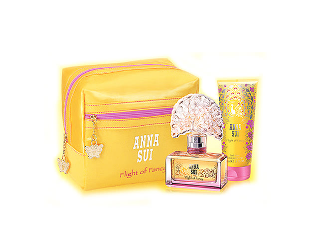 Nước hoa Anna Sui Flight Of Fancy - Photo 4