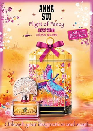 Nước hoa Anna Sui Flight Of Fancy - Photo 6