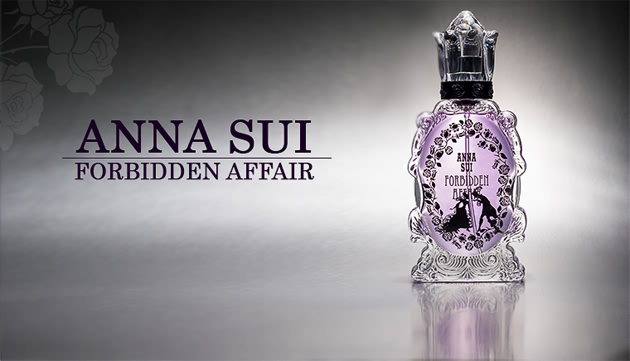 Nước hoa Anna Sui Forbidden Affair - Photo 5