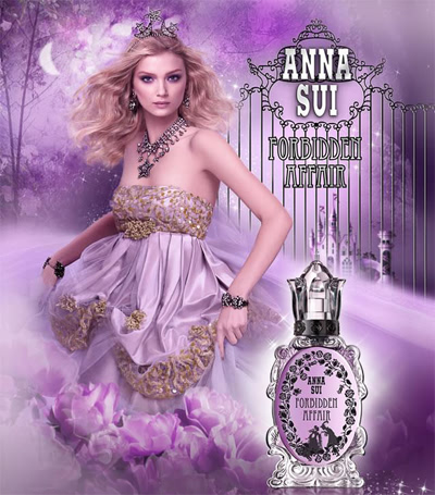 Nước hoa Anna Sui Forbidden Affair - Photo 3