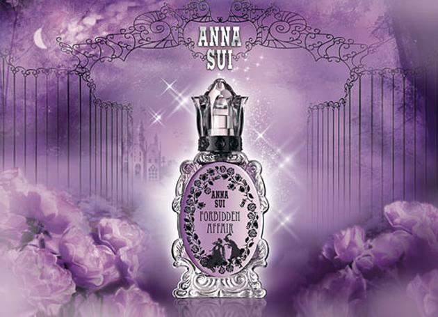 Nước hoa Anna Sui Forbidden Affair - Photo 4