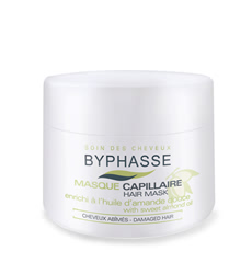 Hấp dưỡng tóc dành cho tóc hư tổn Byphasse