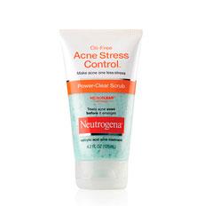 Sữa rửa mặt trị mụn Neutrogena Oil-Free Acne Stress Control 3-in-1