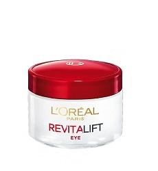 Kem dưỡng săn chắc và giảm nếp nhăn vùng mắt Loreal Revitalift Eye Cream