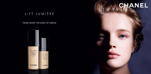 Kem nền Chanel Lift Lumiere Firming And Smoothing Fluid Makeup - Photo 3
