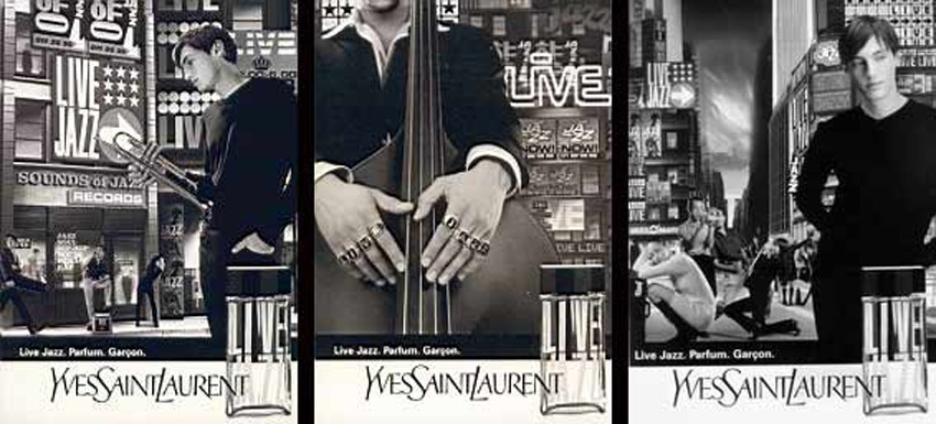 Nước hoa Yves Saint Laurent Live Jazz - Photo 3