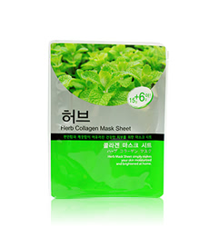 Mặt Nạ Charming Herb Collagen Essence Mask