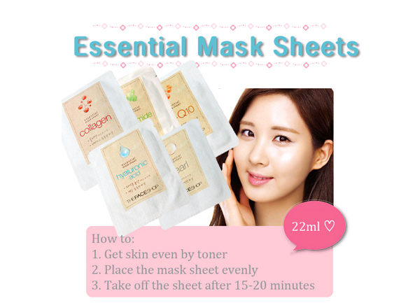 Mặt Nạ TheFaceShop Real Nature Mask Sheet Collagen - Photo 3