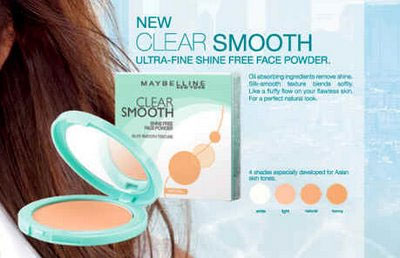 Trang điểm Maybelline Clear Smooth - Photo 3