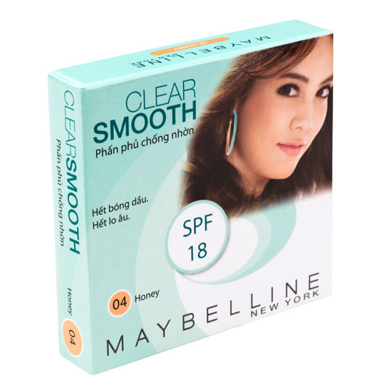 Trang điểm Maybelline Clear Smooth - Photo 6