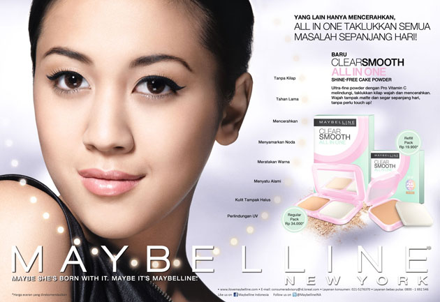 Trang điểm Maybelline Clear Smooth - Photo 5
