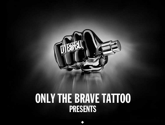 Nước hoa Diesel Only The Brave Tattoo - Photo 3