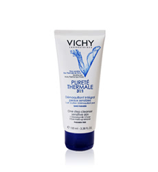 Sữa rửa mặt tẩy trang Vichy Purete Thermale One Step Cleanser (3 in 1)