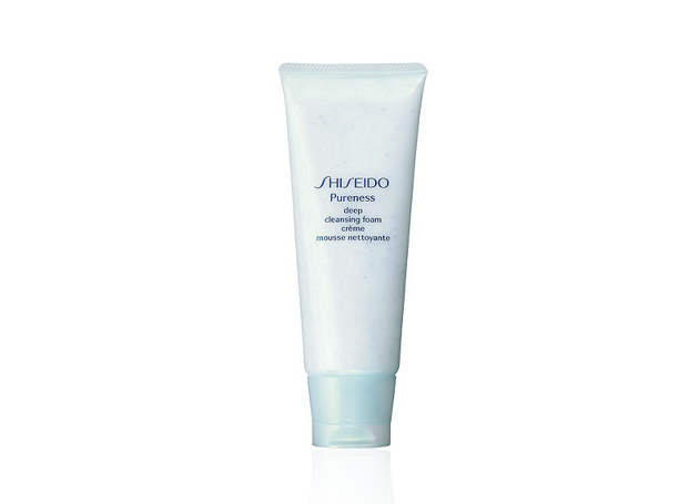 Sữa rửa mặt Shiseido Pureness Deep Cleansing Foam - Photo 2
