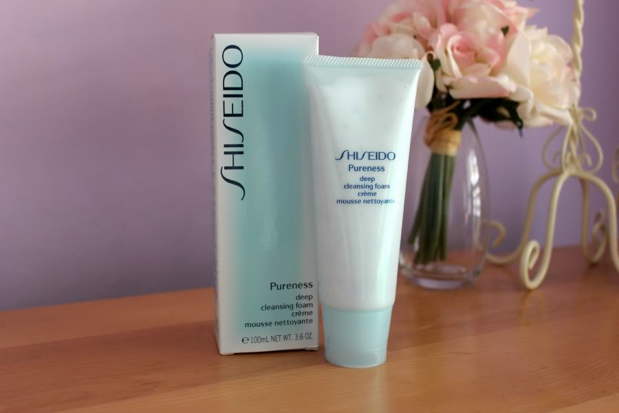 Sữa rửa mặt Shiseido Pureness Deep Cleansing Foam - Photo 3