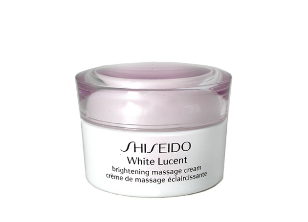 Kem massage làm trắng Shiseido White Lucent Brightening Massage Cream