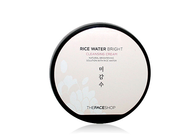 Tẩy trang TheFaceShop Rice Water Bright Rice Bran Cleansing Cream