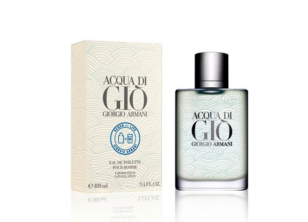 Nước hoa Giorgio Armani Acqua For Life Pour Homme Limited Edition