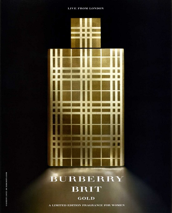 nước hoa Burberry Brit Gold - Photo 4