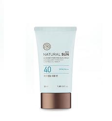 Kem Chống Nắng Kiểm Soát Nhờn TheFaceShop  Natural Sun Eco No Shine Hydrating Sun Cream SPF40 PA+++