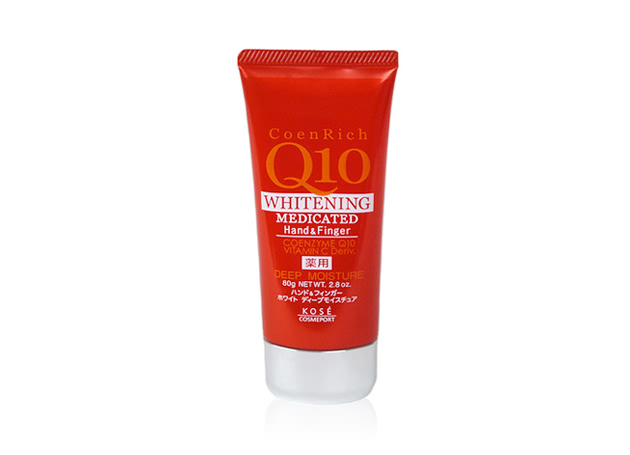Coen Rich Q10 Whitening Medicated Hand Finger