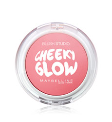 Má hồng blush studio cheeky glow Maybelline