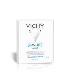 Mặt nạ dưỡng trắng Vichy Bi-White MED 2 in1 Hydra Whitening Mask