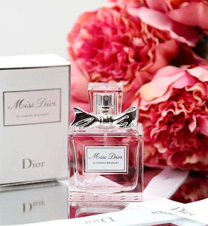 Nước hoa Dior Miss Dior Cherie Blooming - Photo 4