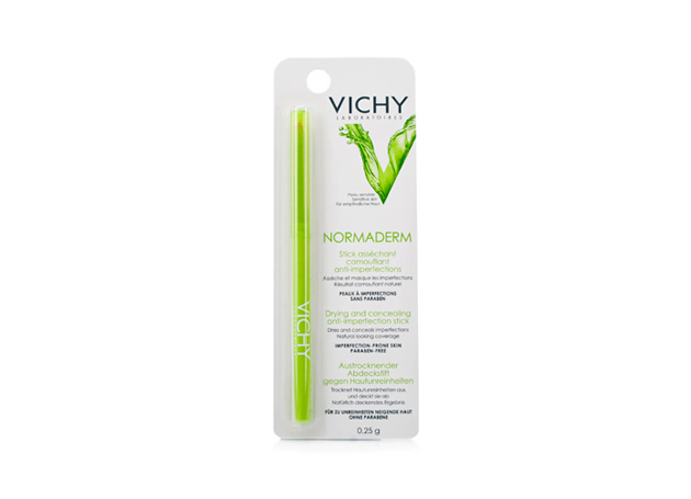 Bút trị mụn và che vết thâm Vichy Normaderm Drying Anti-Imperfection Concealer Stick - Photo 2