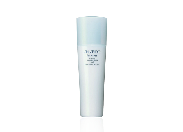Rửa mặt Shiseido Pureness Foaming Cleansing Fluid - Photo 2