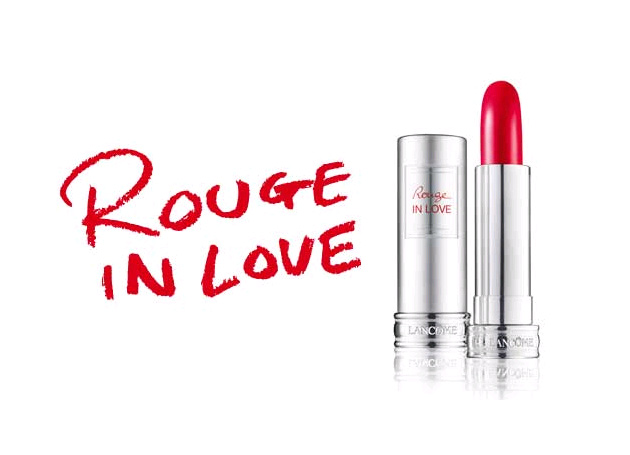 Son môi Lancome Rouge in Love