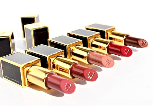 Trang điểm Son môi Tom Ford Lip Colour - Photo 3