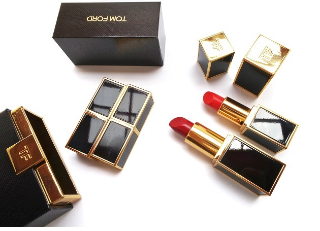 Trang điểm Son môi Tom Ford Lip Colour - Photo 5