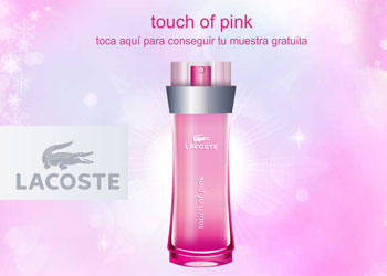 Nước hoa Lacoste Touch Of Pink - Photo 5