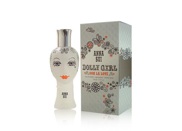 Nước hoa Anna Sui Dolly Girl Ooh La Love - Photo 3