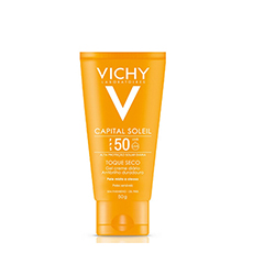 Kem Chống Nắng Vichy Capital Soleil SPF50 Face Dry