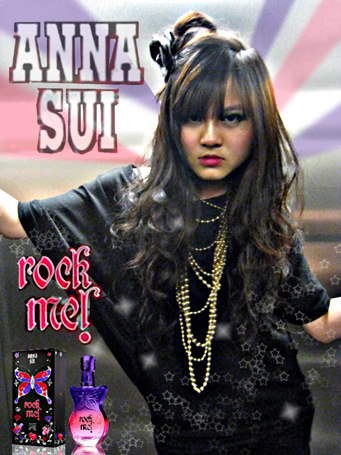 Nước hoa Anna Sui Rock Me - Photo 5