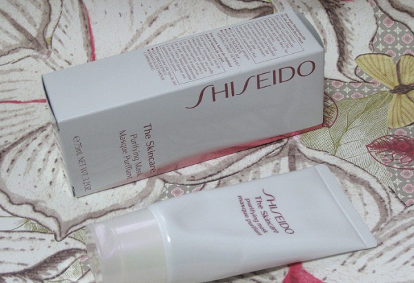 Mặt nạ dạng kem Shiseido The Skincare Purifying Mask - Photo 3