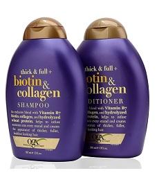 Bộ dầu gội Thick & Full Biotin & Collagen