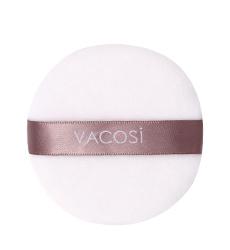 Bông phấn Vacosi BP20 khô tròn trung trắng