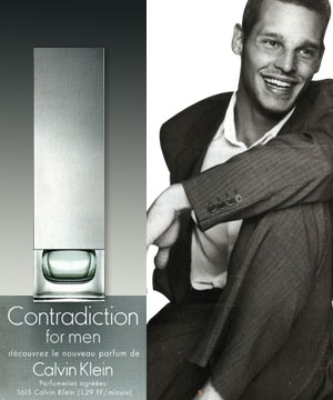 Nước hoa CK Contradiction For Men - Photo 5