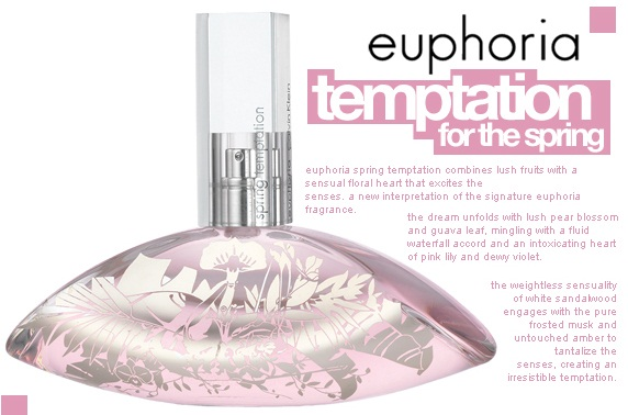 Nước hoa CK Euphoria Spring Temptation - Photo 4