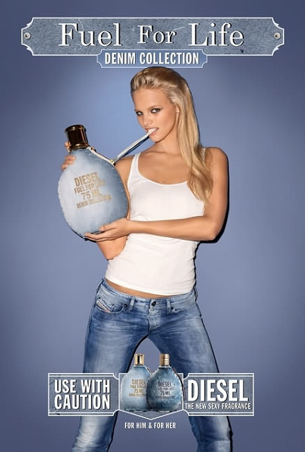 Diesel Fuel for Life Denim Collection Femme - Photo 5