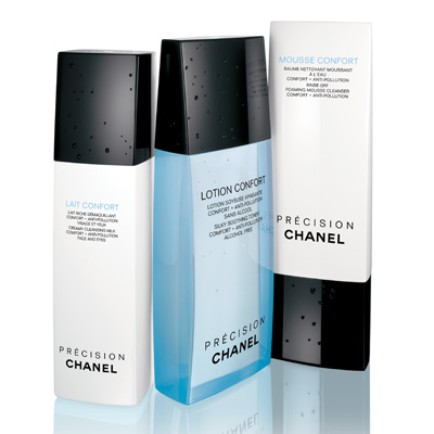 Sữa rửa mặt Chanel Precision Chanel Foaming Mousse cleanser - Photo 3