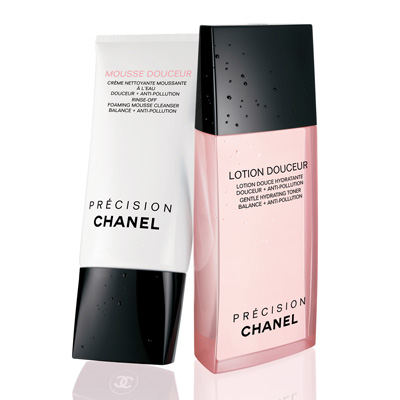 Sữa rửa mặt Chanel Precision Chanel Foaming Mousse cleanser - Photo 4
