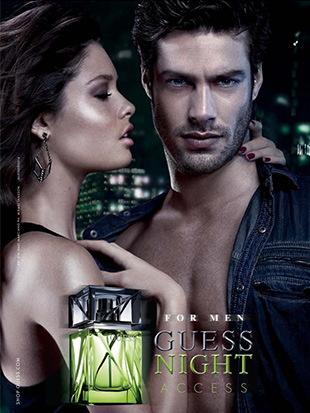 Nuoc Hoa Nam Guess Night Access Pour Homme