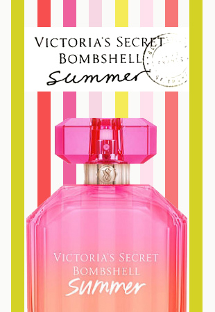 Victoria Secret Bombshell Summer Limited Edition Perfume